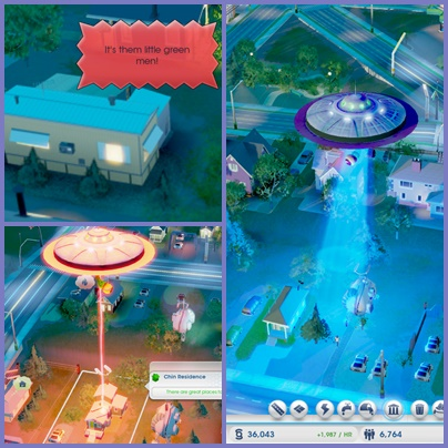 SimCity: Complete Edition  Aliens10