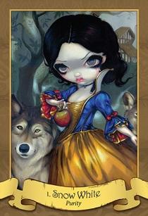 The Faerytale Oracle (Oracle des contes de fées) - Lucy Cavendish & Jasmine Becket-Griffith   01_sno10
