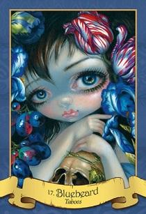 The Faerytale Oracle (Oracle des contes de fées) - Lucy Cavendish & Jasmine Becket-Griffith   17_blu10