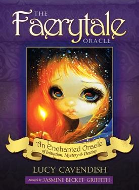 The Faerytale Oracle (Oracle des contes de fées) - Lucy Cavendish & Jasmine Becket-Griffith   The_fa12