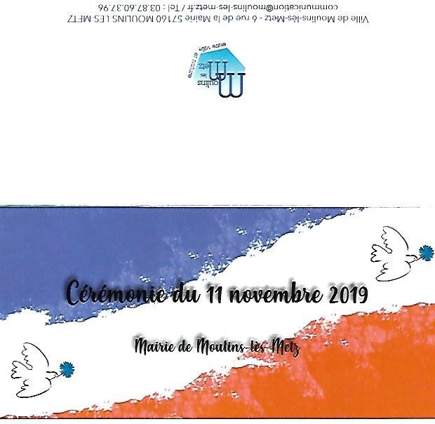 [ Histoires et histoire ] Cérémonie du 11 novembre - Page 4 Moulin10
