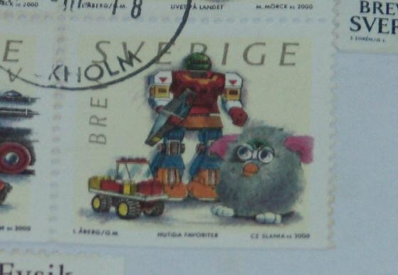 Briefmarken - Spielsachen auf Briefmarken Pict0014