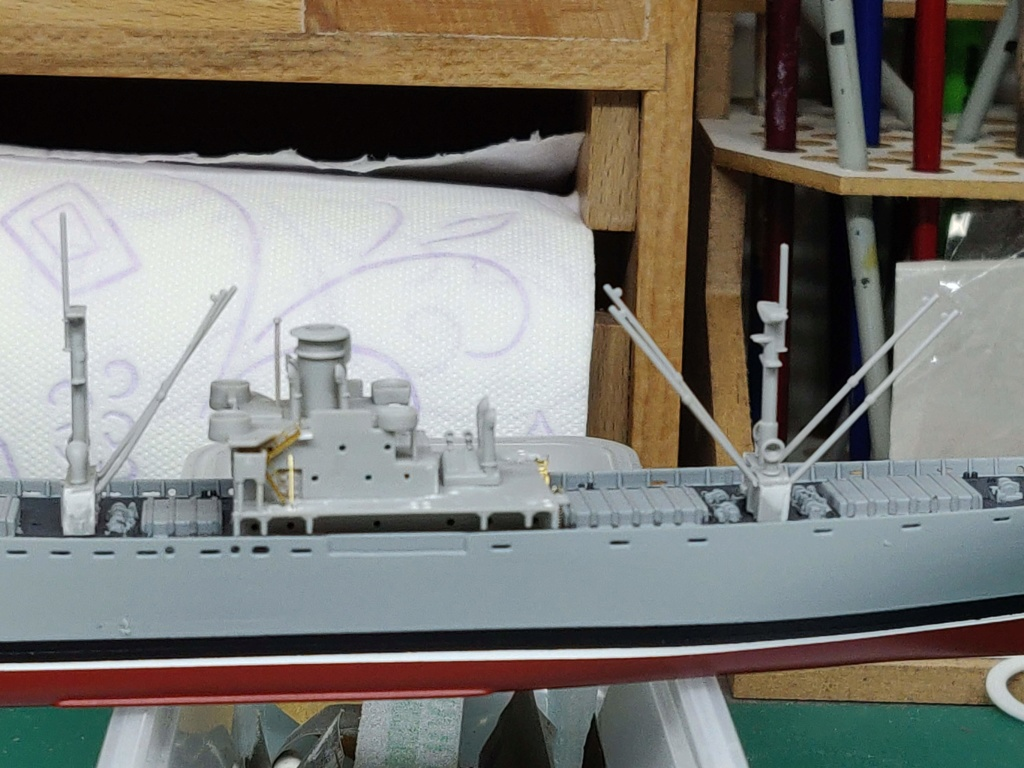 LIBERTY SHIP Jeremiah O'Brien 1/700 TRUMPETER Img_2016
