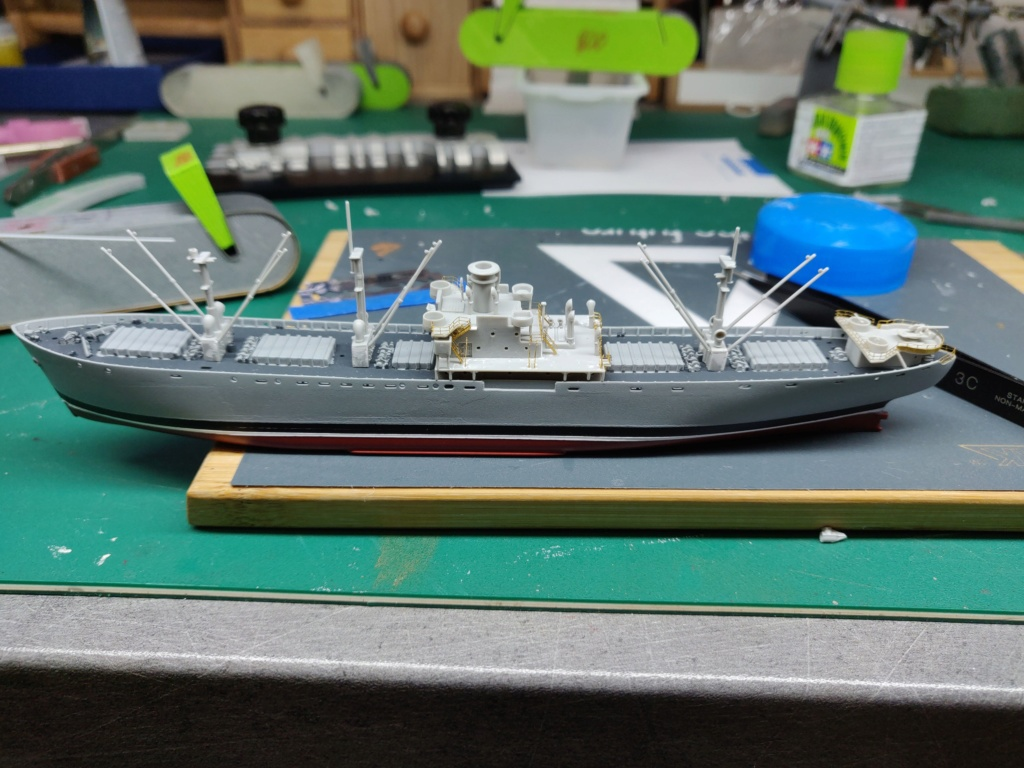 LIBERTY SHIP Jeremiah O'Brien 1/700 TRUMPETER Img_2017