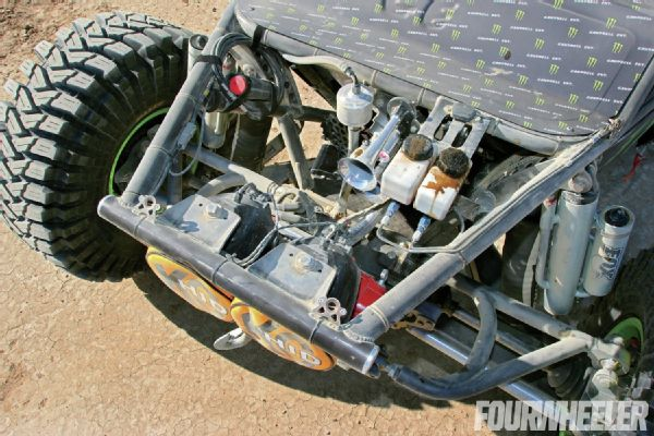 WRAITH Axial - Ultra4 Maxxis cage G-marc G04 Kc-hil10