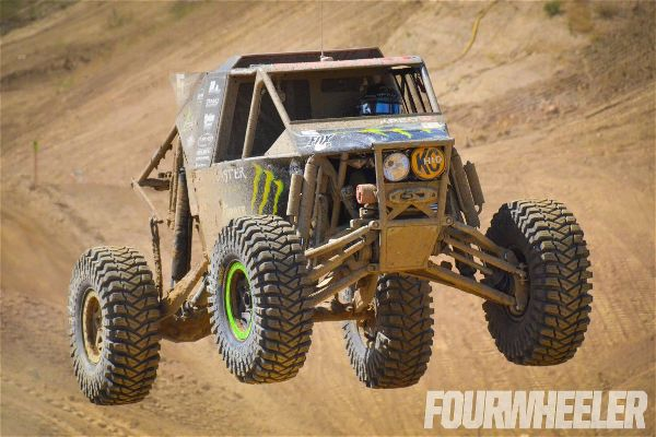 WRAITH Axial - Ultra4 Maxxis cage G-marc G04 Shanno11
