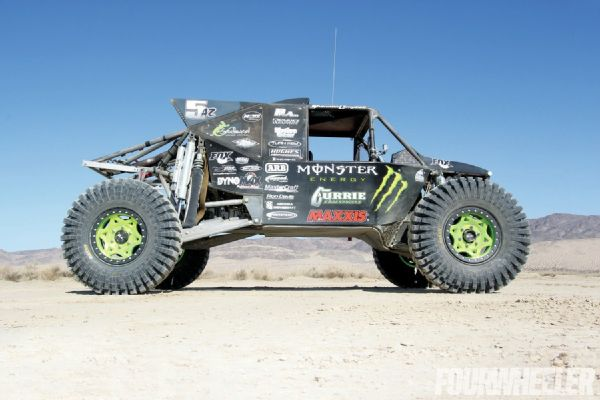 WRAITH Axial - Ultra4 Maxxis cage G-marc G04 Shanno15