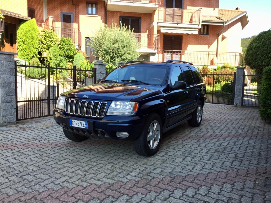 Nuovo arrivato in casa WM: Jeep Grand Cherokee WJ 4.7 V8 Overland HO 0452ca10