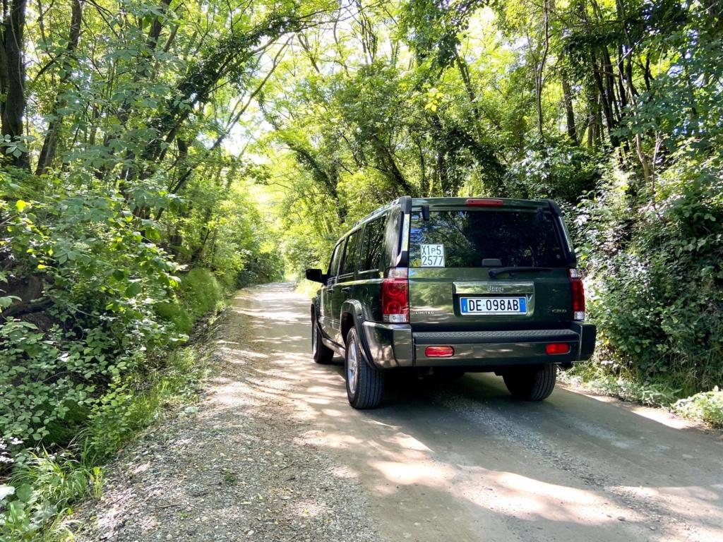 """Vi presento la mia """"nuova"""" Jeep...C O M M A N D E R: inizia il work in progress!  10047710"""