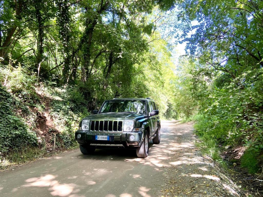 """Vi presento la mia """"nuova"""" Jeep...C O M M A N D E R: inizia il work in progress!  10057010"""