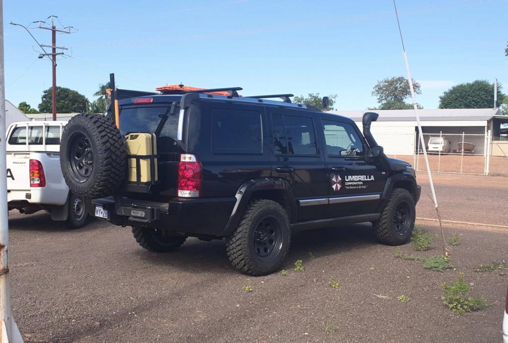 """Vi presento la mia """"nuova"""" Jeep...C O M M A N D E R: inizia il work in progress!  10085110"""