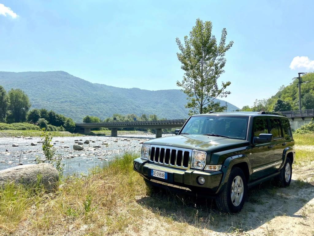 """Vi presento la mia """"nuova"""" Jeep...C O M M A N D E R: inizia il work in progress!  - Pagina 2 10165910"""