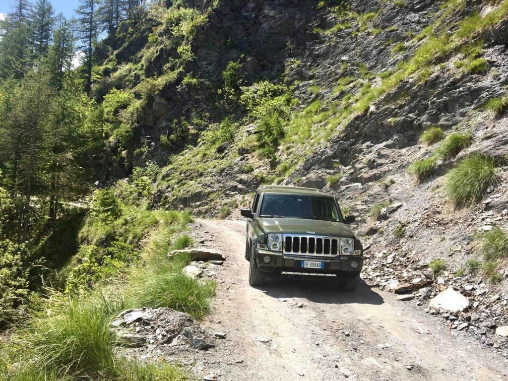 """Vi presento la mia """"nuova"""" Jeep...C O M M A N D E R: inizia il work in progress!  - Pagina 2 10182310"""