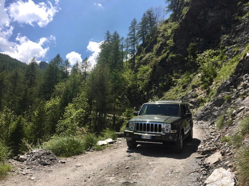 """Vi presento la mia """"nuova"""" Jeep...C O M M A N D E R: inizia il work in progress!  - Pagina 2 10185610"""