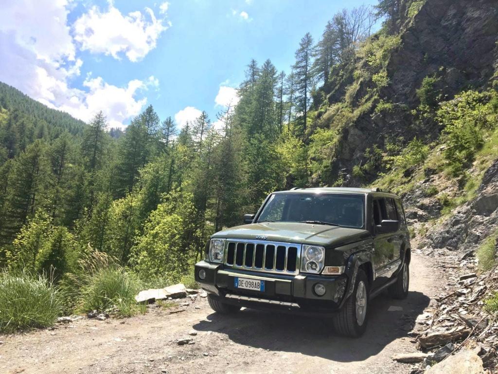 """Vi presento la mia """"nuova"""" Jeep...C O M M A N D E R: inizia il work in progress!  - Pagina 2 10189410"""