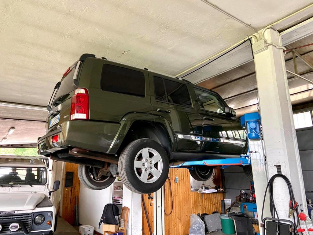 """Vi presento la mia """"nuova"""" Jeep...C O M M A N D E R: inizia il work in progress!  - Pagina 2 10235410"""