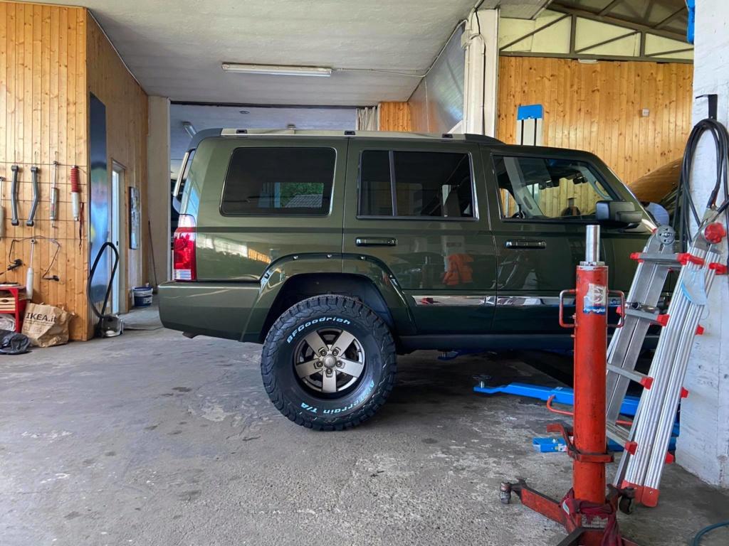 """Vi presento la mia """"nuova"""" Jeep...C O M M A N D E R: inizia il work in progress!  - Pagina 2 10418210"""