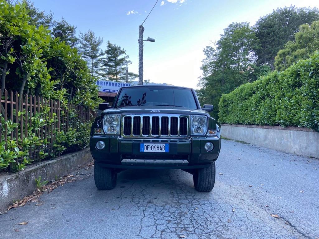 """Vi presento la mia """"nuova"""" Jeep...C O M M A N D E R: inizia il work in progress!  - Pagina 2 10422810"""