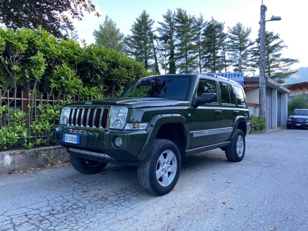 """Vi presento la mia """"nuova"""" Jeep...C O M M A N D E R: inizia il work in progress!  - Pagina 2 10424910"""