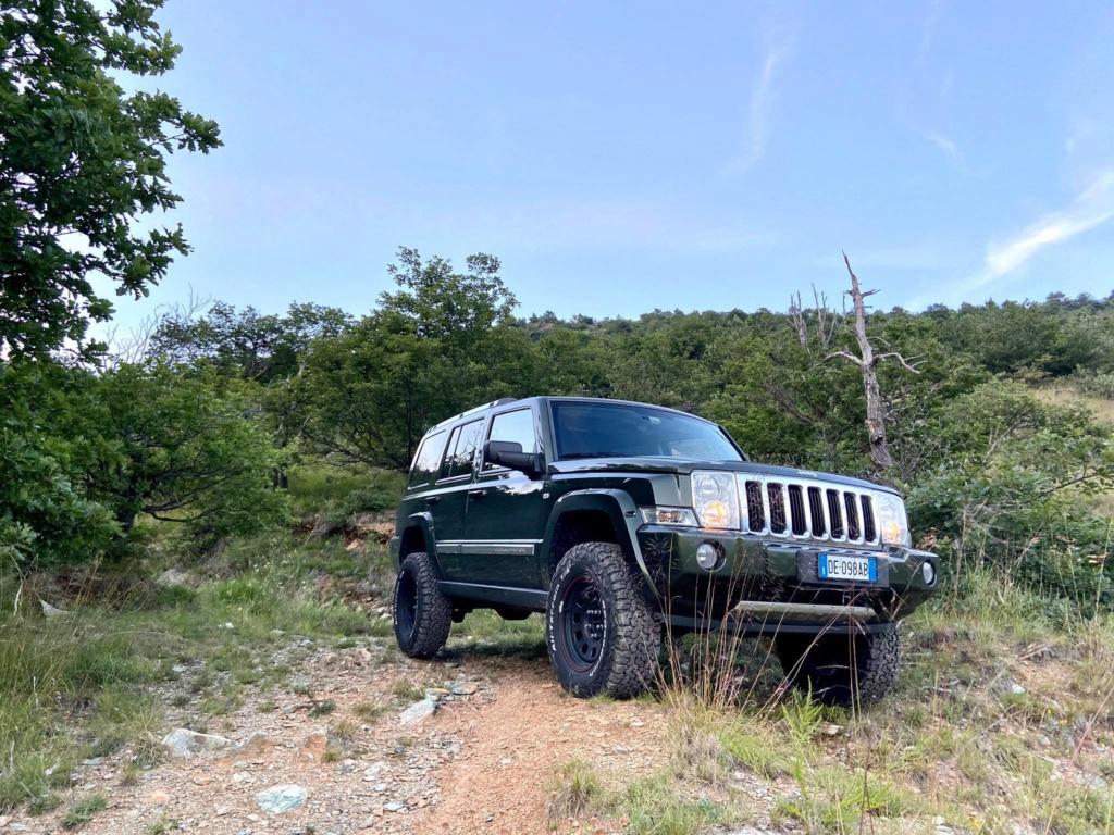 """Vi presento la mia """"nuova"""" Jeep...C O M M A N D E R: inizia il work in progress!  - Pagina 2 10468510"""