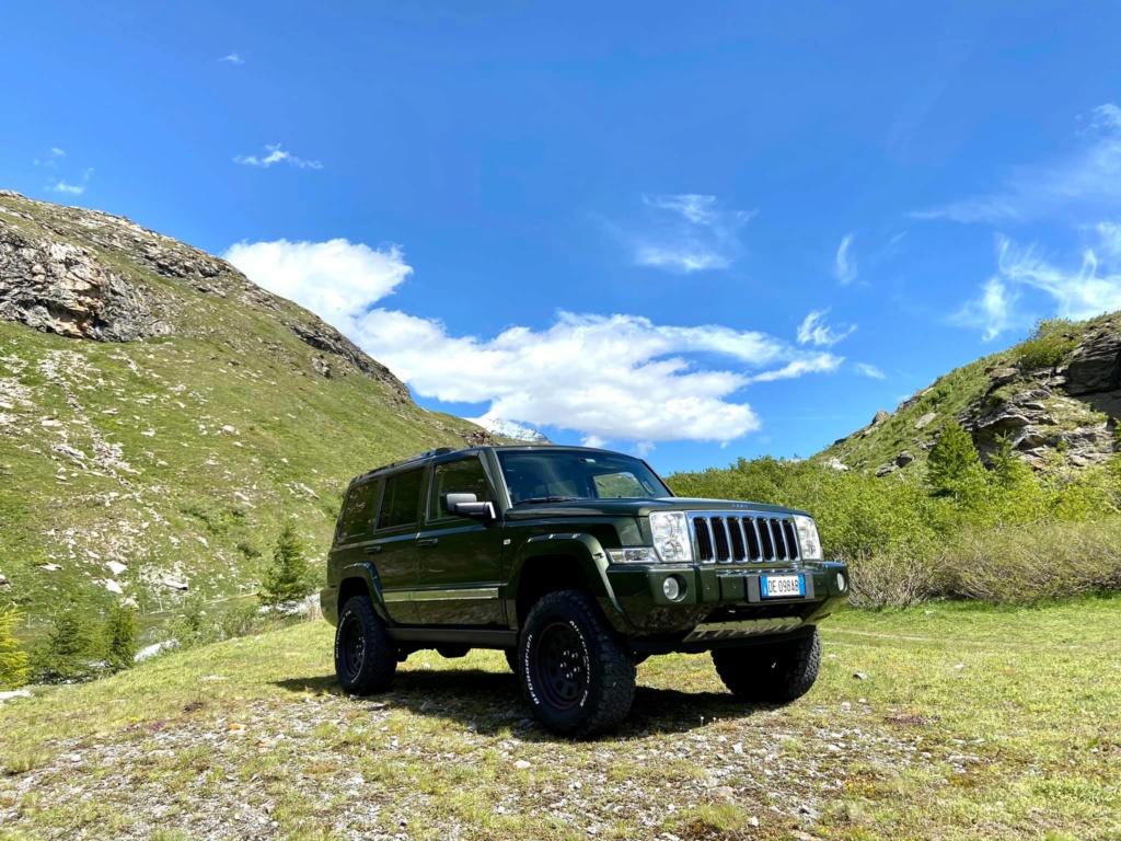 """Vi presento la mia """"nuova"""" Jeep...C O M M A N D E R: inizia il work in progress!  - Pagina 2 10475910"""