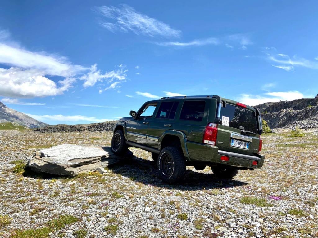 """Vi presento la mia """"nuova"""" Jeep...C O M M A N D E R: inizia il work in progress!  - Pagina 2 10480610"""