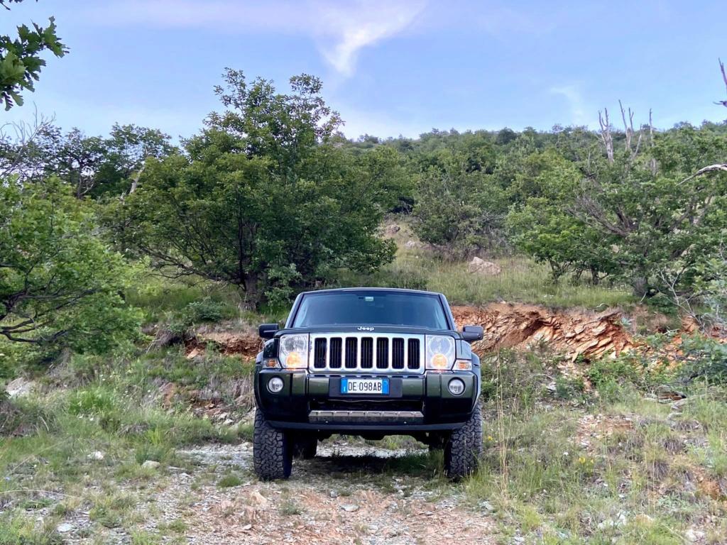 """Vi presento la mia """"nuova"""" Jeep...C O M M A N D E R: inizia il work in progress!  - Pagina 2 10481110"""