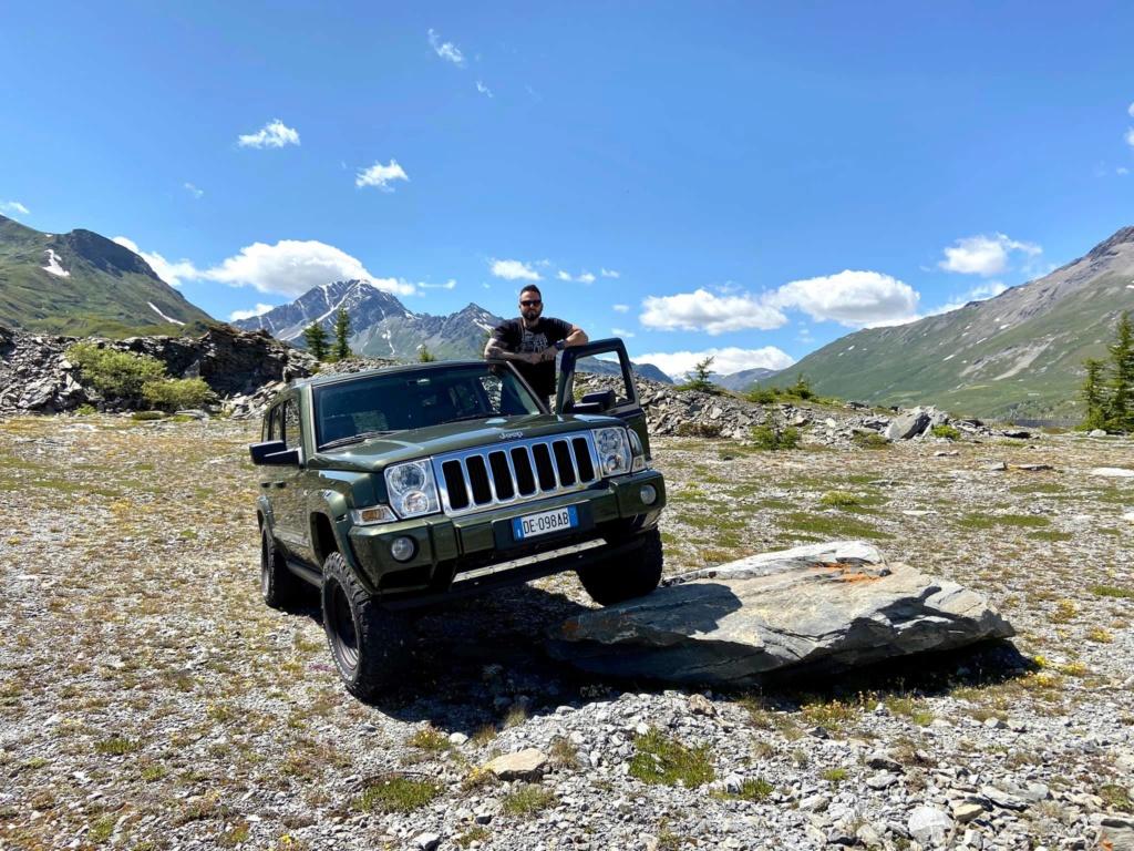 """Vi presento la mia """"nuova"""" Jeep...C O M M A N D E R: inizia il work in progress!  - Pagina 2 10484910"""