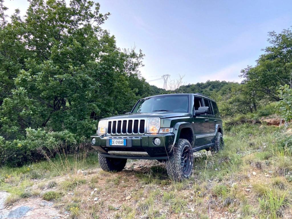 """Vi presento la mia """"nuova"""" Jeep...C O M M A N D E R: inizia il work in progress!  - Pagina 2 10486610"""
