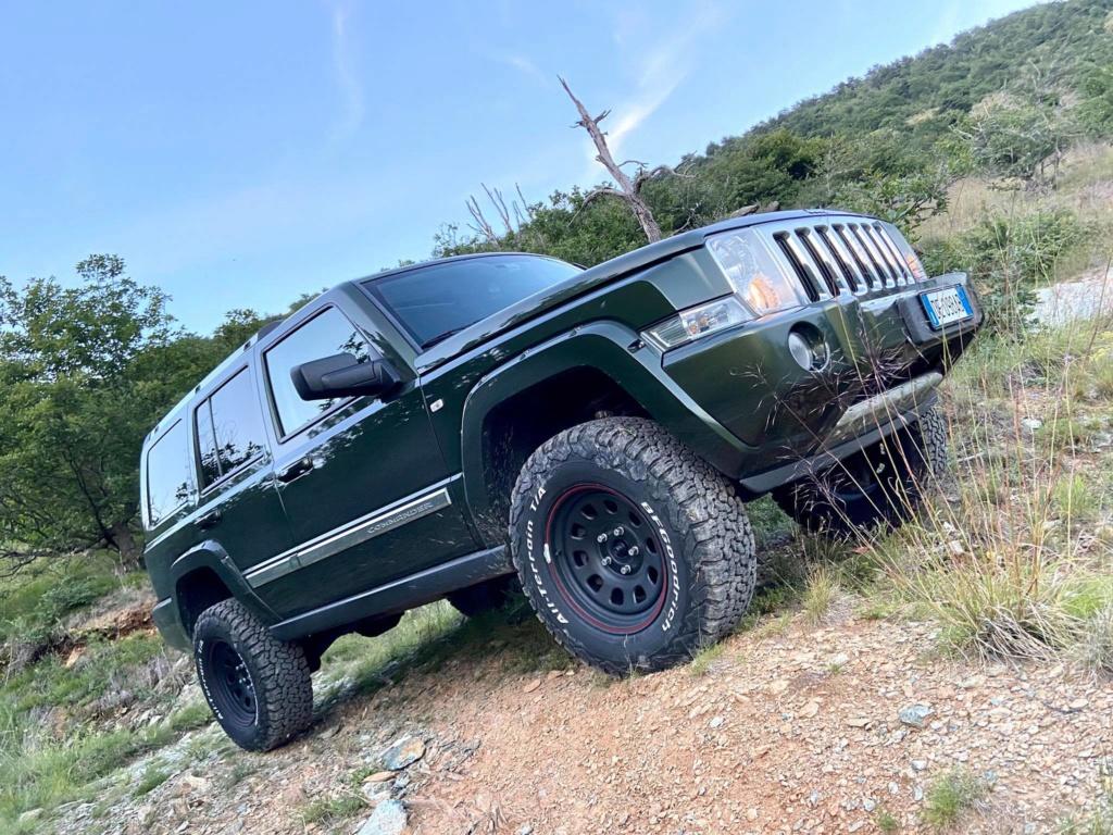 """Vi presento la mia """"nuova"""" Jeep...C O M M A N D E R: inizia il work in progress!  - Pagina 2 10487210"""