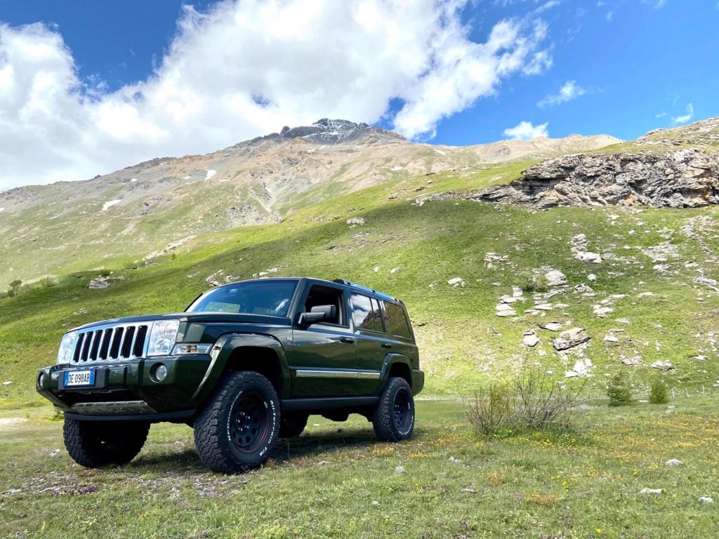"""Vi presento la mia """"nuova"""" Jeep...C O M M A N D E R: inizia il work in progress!  - Pagina 2 10487810"""