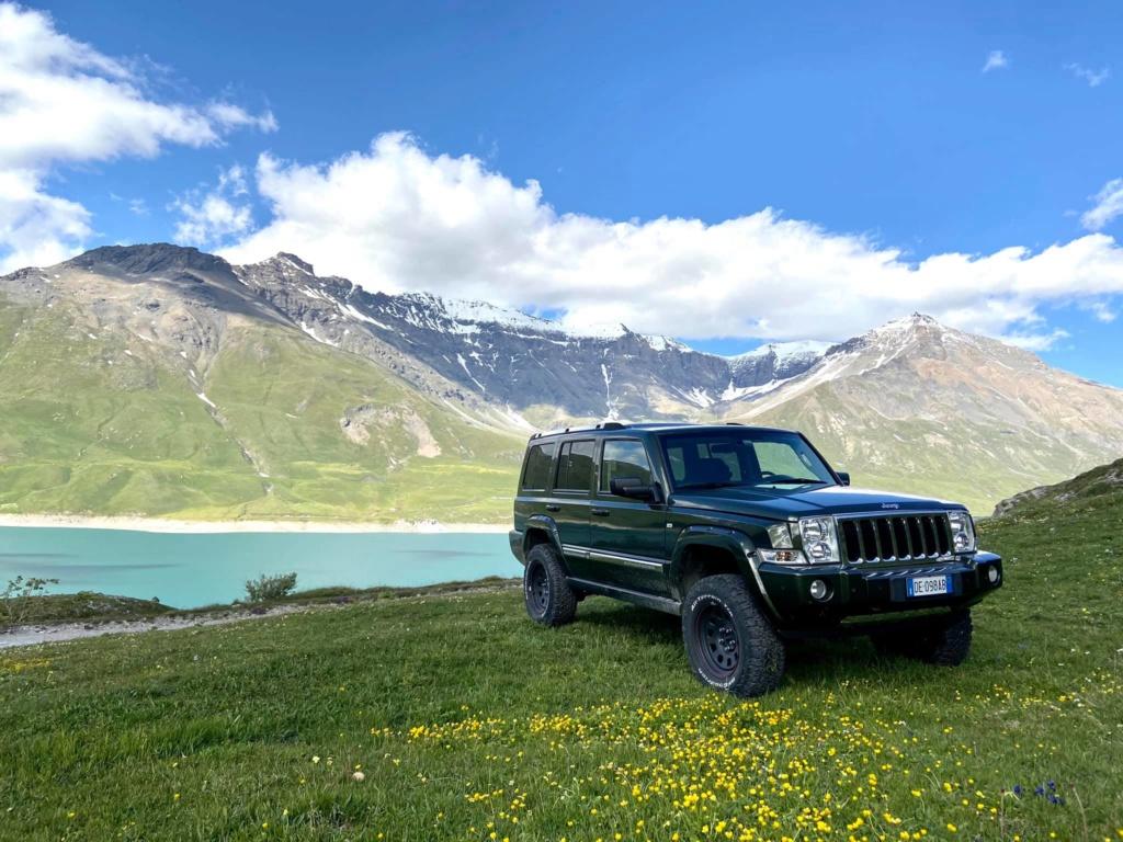 """Vi presento la mia """"nuova"""" Jeep...C O M M A N D E R: inizia il work in progress!  - Pagina 2 10492410"""