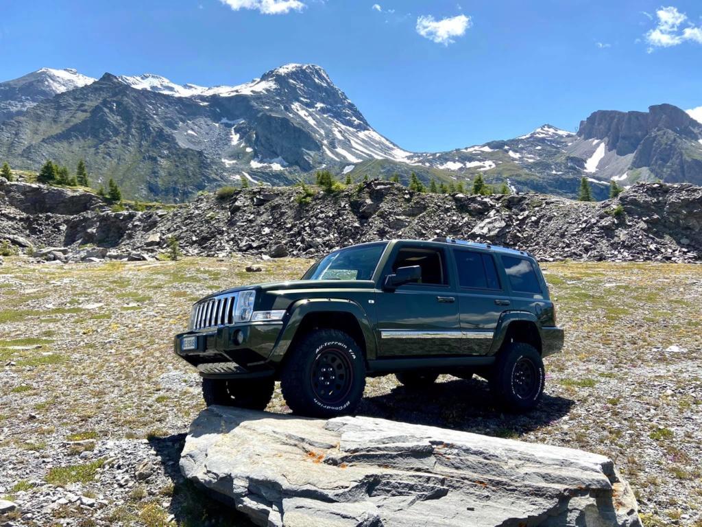 """Vi presento la mia """"nuova"""" Jeep...C O M M A N D E R: inizia il work in progress!  - Pagina 2 10495010"""