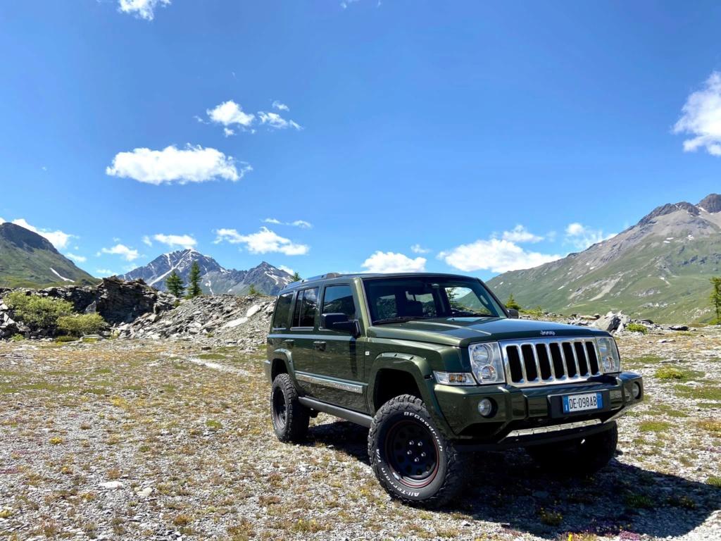 """Vi presento la mia """"nuova"""" Jeep...C O M M A N D E R: inizia il work in progress!  - Pagina 2 10502210"""