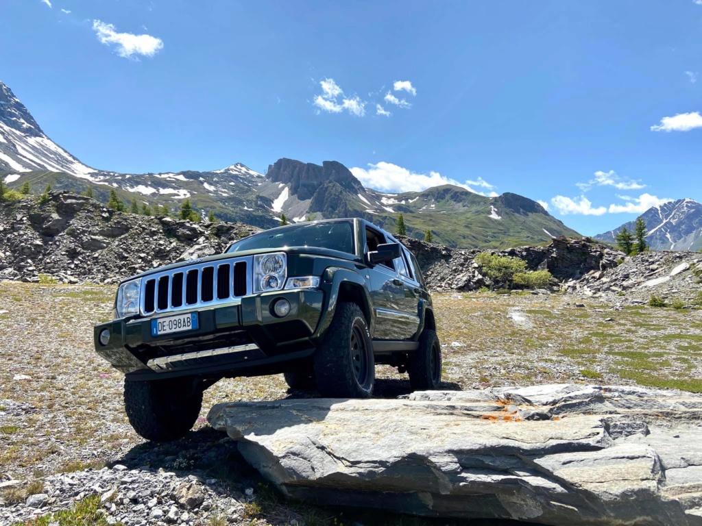 """Vi presento la mia """"nuova"""" Jeep...C O M M A N D E R: inizia il work in progress!  - Pagina 2 10504110"""