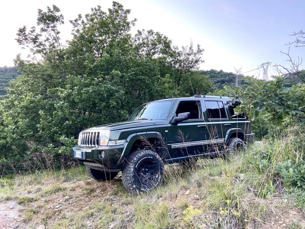 """Vi presento la mia """"nuova"""" Jeep...C O M M A N D E R: inizia il work in progress!  - Pagina 2 10528010"""