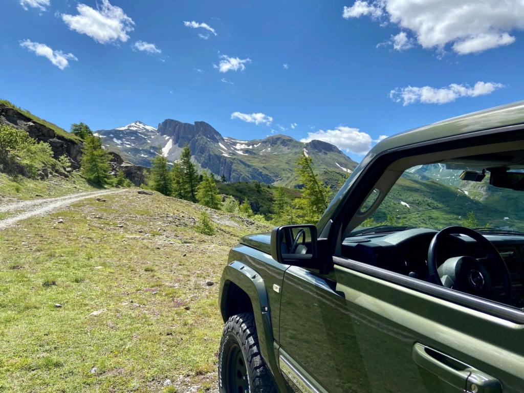 """Vi presento la mia """"nuova"""" Jeep...C O M M A N D E R: inizia il work in progress!  - Pagina 2 10528610"""