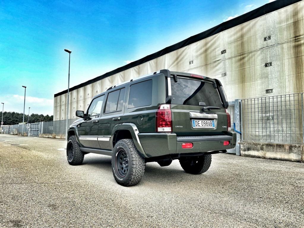 """Vi presento la mia """"nuova"""" Jeep...C O M M A N D E R: inizia il work in progress!  - Pagina 4 11635610"""