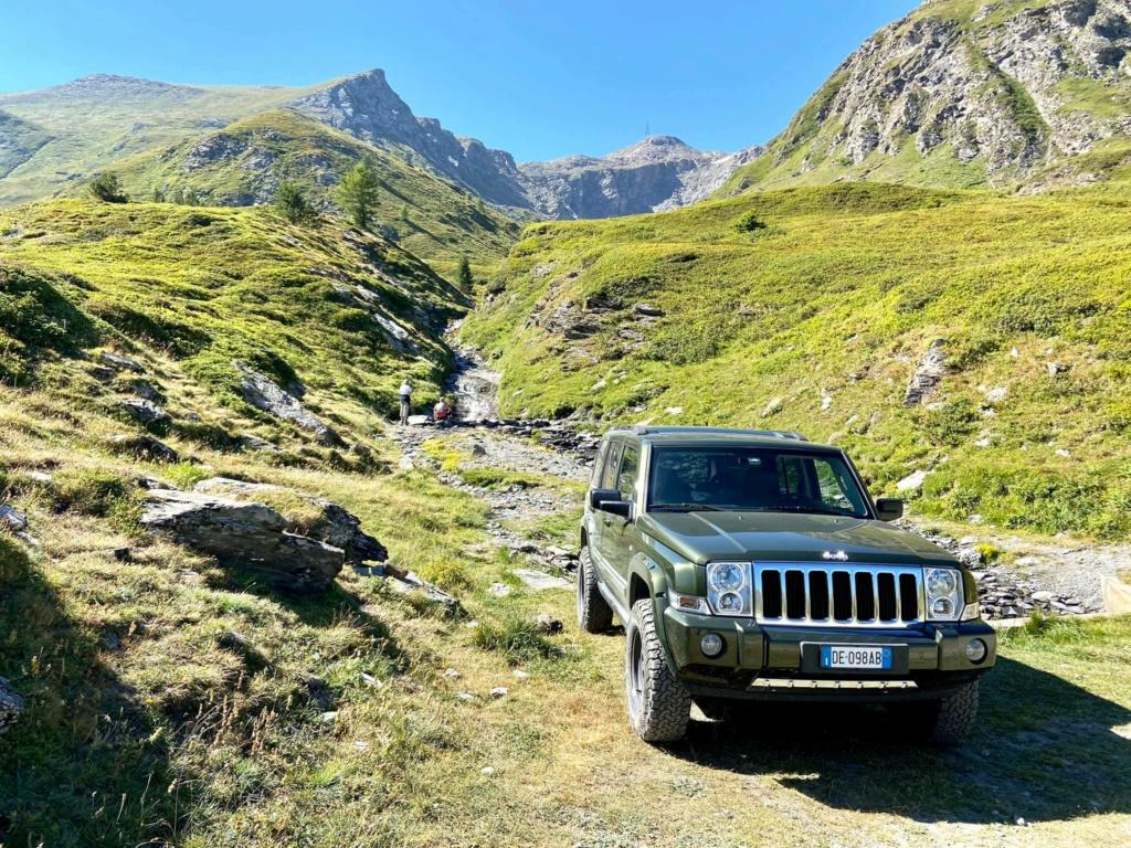 """Vi presento la mia """"nuova"""" Jeep...C O M M A N D E R: inizia il work in progress!  - Pagina 5 11721910"""