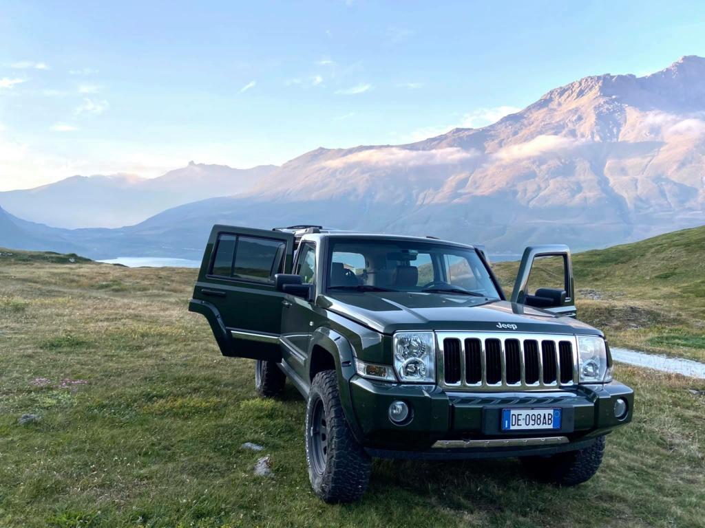"""Vi presento la mia """"nuova"""" Jeep...C O M M A N D E R: inizia il work in progress!  - Pagina 5 11729510"""