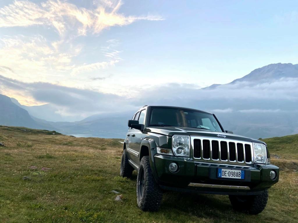 """Vi presento la mia """"nuova"""" Jeep...C O M M A N D E R: inizia il work in progress!  - Pagina 5 11730110"""