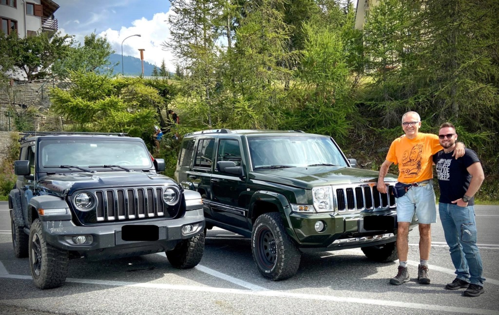 """Vi presento la mia """"nuova"""" Jeep...C O M M A N D E R: inizia il work in progress!  - Pagina 5 11772910"""