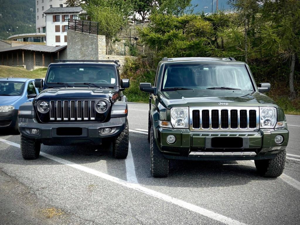 """Vi presento la mia """"nuova"""" Jeep...C O M M A N D E R: inizia il work in progress!  - Pagina 5 11777010"""