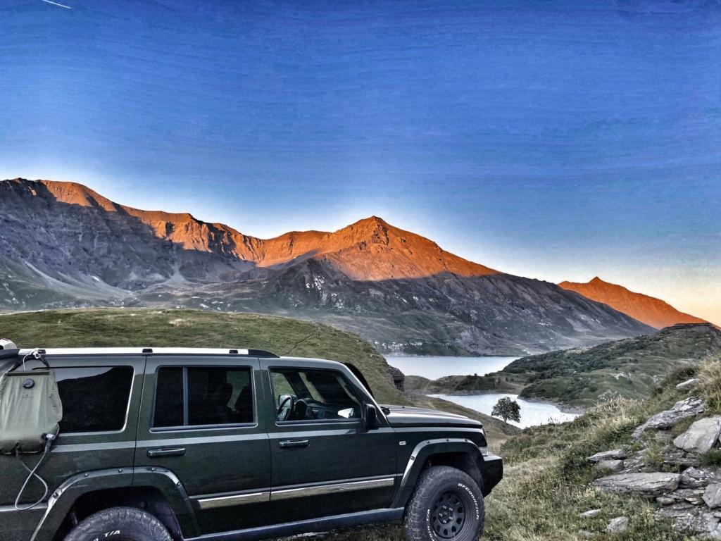 """Vi presento la mia """"nuova"""" Jeep...C O M M A N D E R: inizia il work in progress!  - Pagina 5 11840310"""