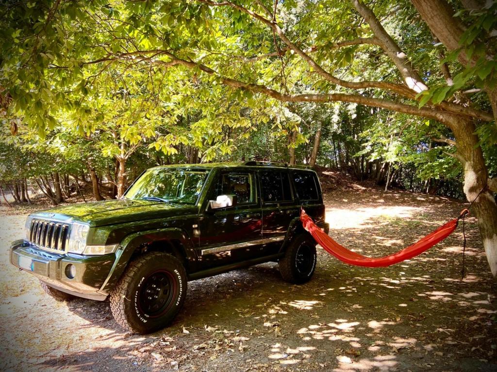 """Vi presento la mia """"nuova"""" Jeep...C O M M A N D E R: inizia il work in progress!  - Pagina 5 11861710"""