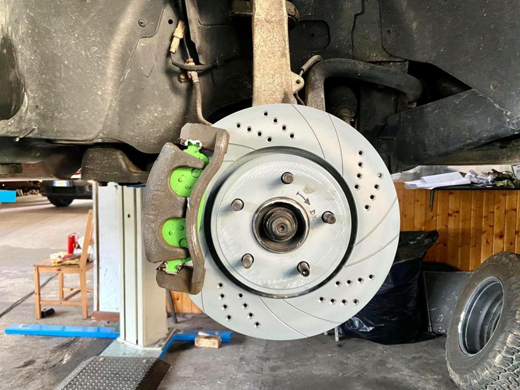 """Vi presento la mia """"nuova"""" Jeep...C O M M A N D E R: inizia il work in progress!  - Pagina 5 11983810"""