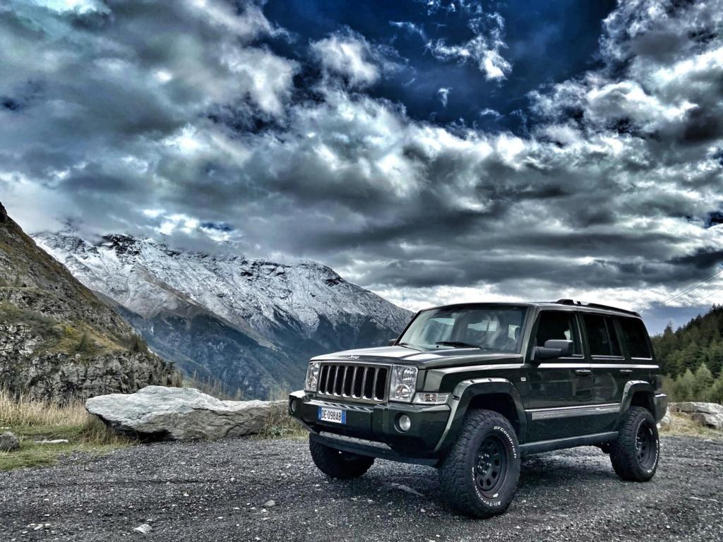 Jeep XK al Lago del Moncenisio  12060210