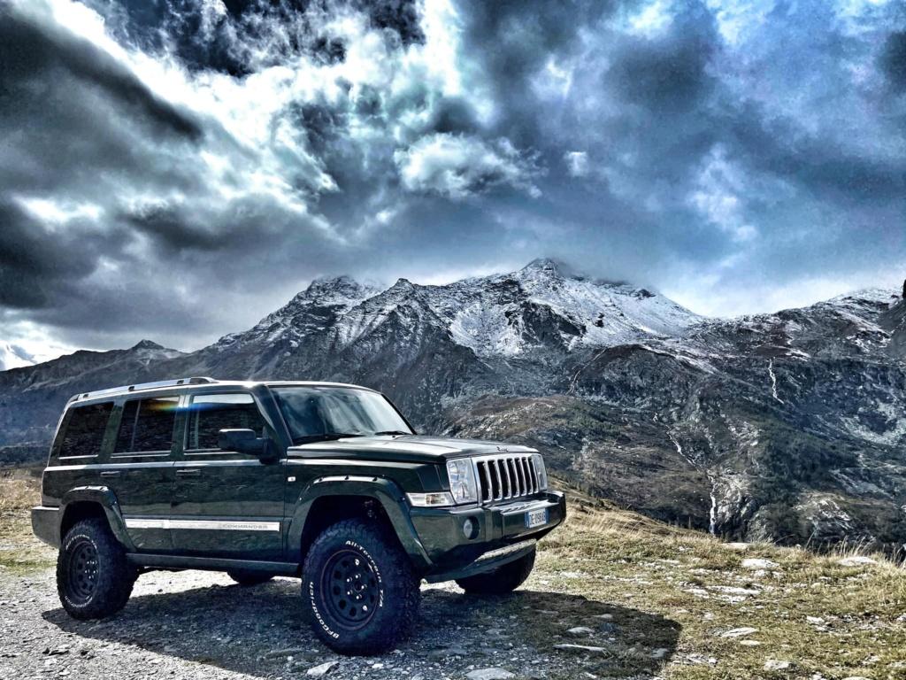 Jeep XK al Lago del Moncenisio  12062310