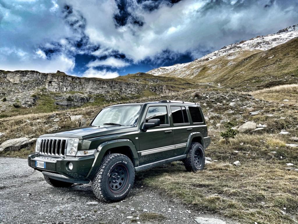 Jeep XK al Lago del Moncenisio  12062710