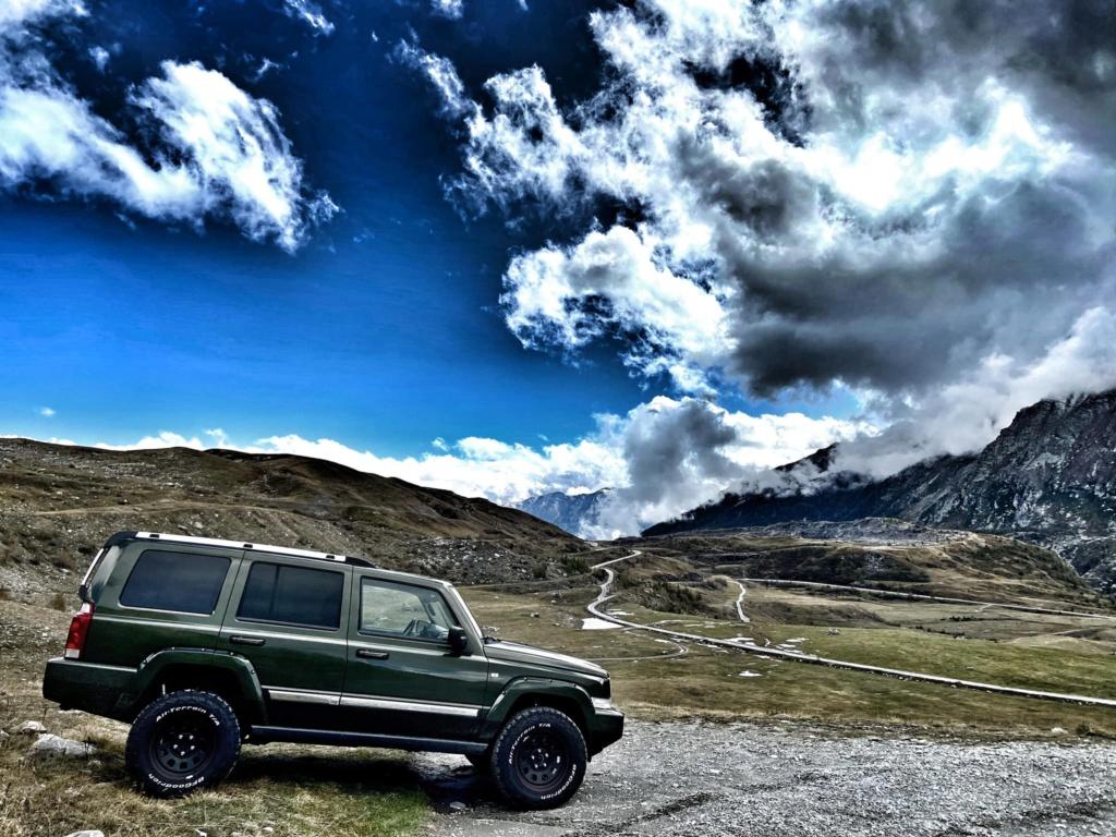 Jeep XK al Lago del Moncenisio  12076910